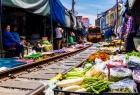 """Mae Klong Market"" - fot.Pamas Pooprasert"