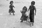 """""""Street Children"""" - fot.Marta Kurzeja"""