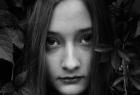 """""""Jestem"""" - fot.Urszula Fussek - Nagroda zanajlepszą fotografię wkategorii """"Człowiek"""" wśród studentów."""
