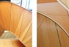 """Cykl """"Stavanger Konserthus 2"""" i""""Stavanger Konserthus 3""""- fot.Barbara Kubinowska - Nagroda zanajlepszą fotografię wkategorii """"Architektura"""" wśród studentów."""