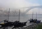 """""""Most króla Ludwika w Porto o poranku"""" - zdjęcie nr 2 - fot. Ingrid Różyło-Kalinowska."""